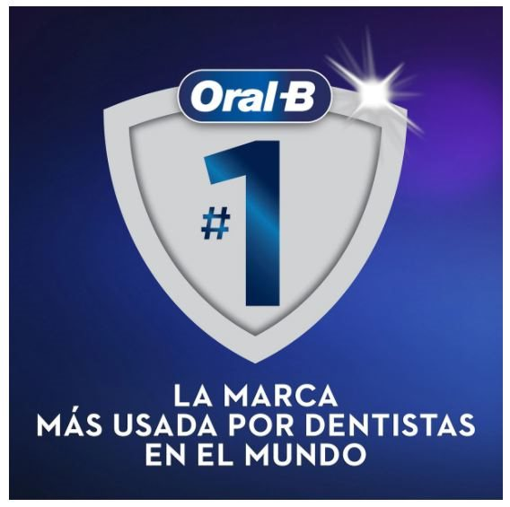 Braun 81747181 - Cepillo eléctrico Oral B Pro 600 Cross Action Pack Duo