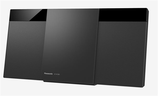 Panasonic SC-HC300 - Microcadena Hi-Fi 20W Bluetooth, CD y Radio