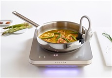Cata 8003300 - ROCOOK Induction GR Placa portátil de ø 230 mm Baja temperatura