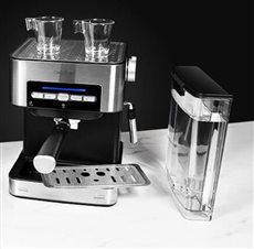 Cecotec 01509 - Cafetera Express Power Espresso 20 Matic 850W