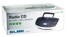 Elbe GPM-225-BT - Radio Cd MP3 Usb Bluetooth