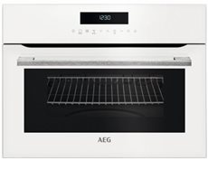 AEG KMK721000W - Microondas Compacto WhiteLine Collection de 45 cm