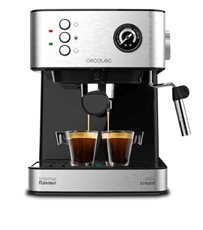 Cecotec 01556 - Cafetera Express  Power Espresso 20 Professionale