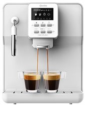 Cecotec 01580 - Cafetera automática POWER MATIC-CCINO 6000 SERIE BIANCA
