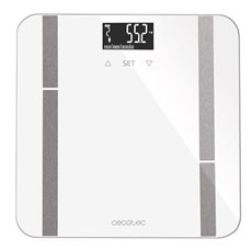 Cecotec 04088 - Báscula de Baño Surface Precision 9400 Full Healthy