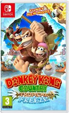 DK Country: Tropical Freeze para Nintendo Switch