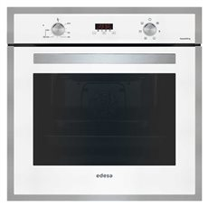 Edesa EOE-7040 WH - Horno multifunción blanco + inox Easy-clean manual