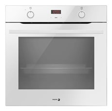 Fagor 8H-185AB - Horno Multifunción 77L Steam Clean Clase A Blanco