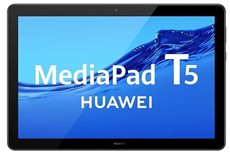 "Huawei MediaPad T5 - Tablet 10.1"" 3+32GB 5100mAh LTE 4G Color Negro"