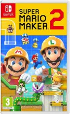 Mario Maker 2 para Nintendo Switch