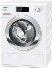 Miele Lavadora WEG665 TwinDos & 9kg Excellence Chrome Edition