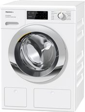 Miele Lavadora WEI865 PowerWash & TwinDos & 9kg Excellence Chrome Edition