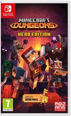 Minecraft Dungeons para Nintendo Switch
