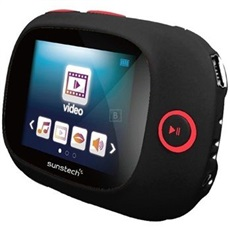 MP4 Sunstech SportyII 4gb Black