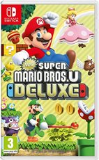 New Super Mario Bros U Deluxe para Nintendo Switch