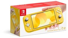 Nintendo Switch Lite - Consola Portátil Color Amarillo