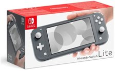Nintendo Switch Lite - Consola Portátil Color Gris