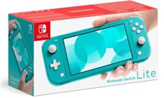 Nintendo Switch Lite - Consola Portátil Color Turquesa