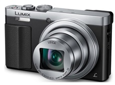 "Panasonic DMC-TZ70 - Cámara de fotos compacta 12Mp 3"" 24-720mm 30xOpt. Full HD"