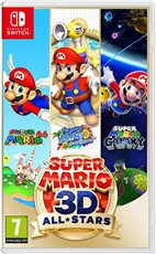 Super Mario 3D- All Star para Nintendo Switch