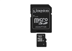 Tarjeta de memoria Kingston SDC108GB Micro SD HC Clase 10 8GB
