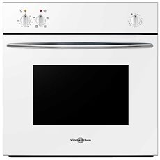 Vitrokitchen HG6BB - Horno de Gas Butano + Grill 50L Color Blanco