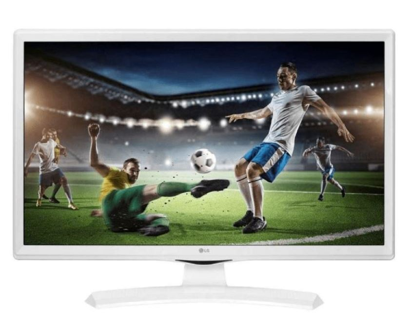 "LG 24TL510VW - Televisor LED 24"" Full HD USB HDMI Blanco - Zoom"