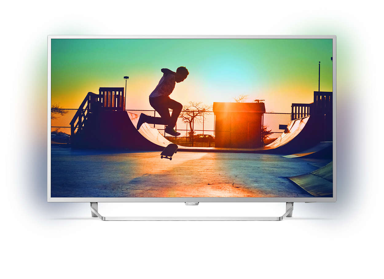 Philips 55PUS6482 - Televisor Android Tv 4K Ultraplano Ultra HD - Zoom