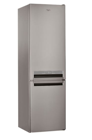 Frigorífico Combi Whirlpool BSNF9552OX Clase A++ No Frost 201 x 60 cm Inox - Zoom