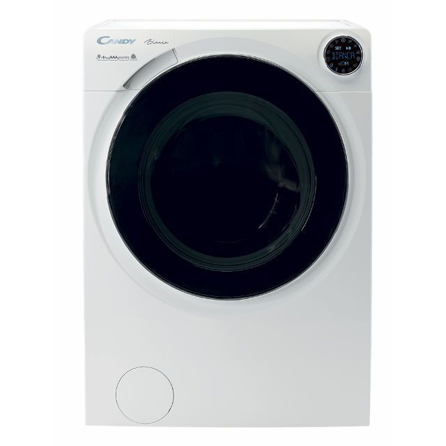 Candy BWD596PH35S - Lavasecadora Bianca 9/6Kg 1500rpm Wifi Blanco - Zoom