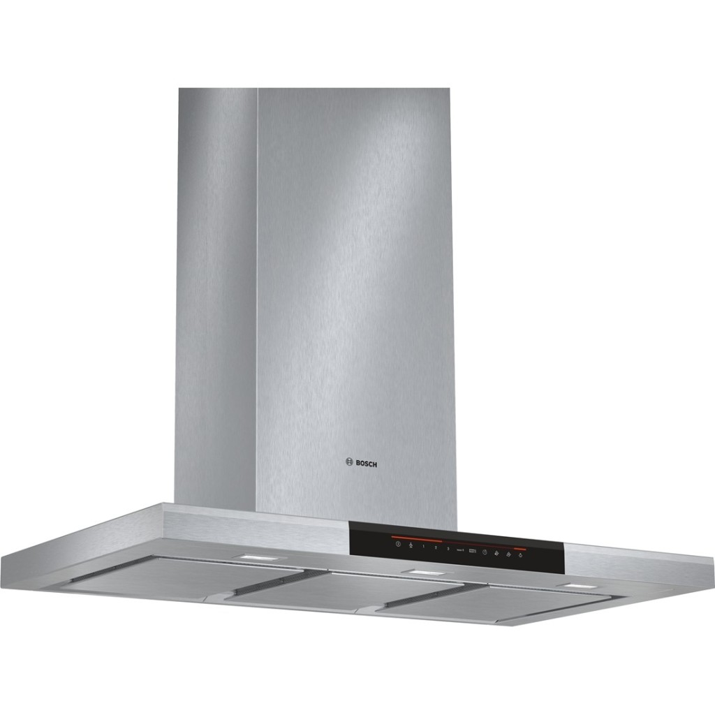 Bosch DWB091K50 - Campana Decorativa Pared 90 Cm Clase A Inoxidable - Zoom