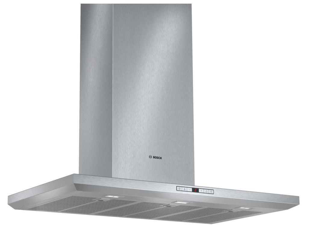 Bosch DWB091U50 - Campana Decorativa Pared 90 Cm Clase A+ Inoxidable - Zoom