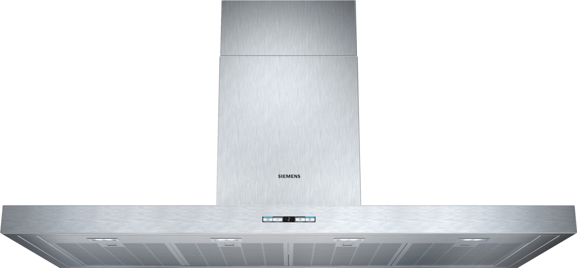 Siemens LC28BH542 - Campana Decorativa Pared 120 Cm Clase A Inoxidable - Zoom