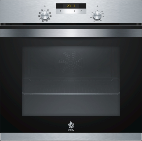 Balay 3HB4331X0 - Horno Multifunción Clase A Inoxidable Aqualisis - Zoom
