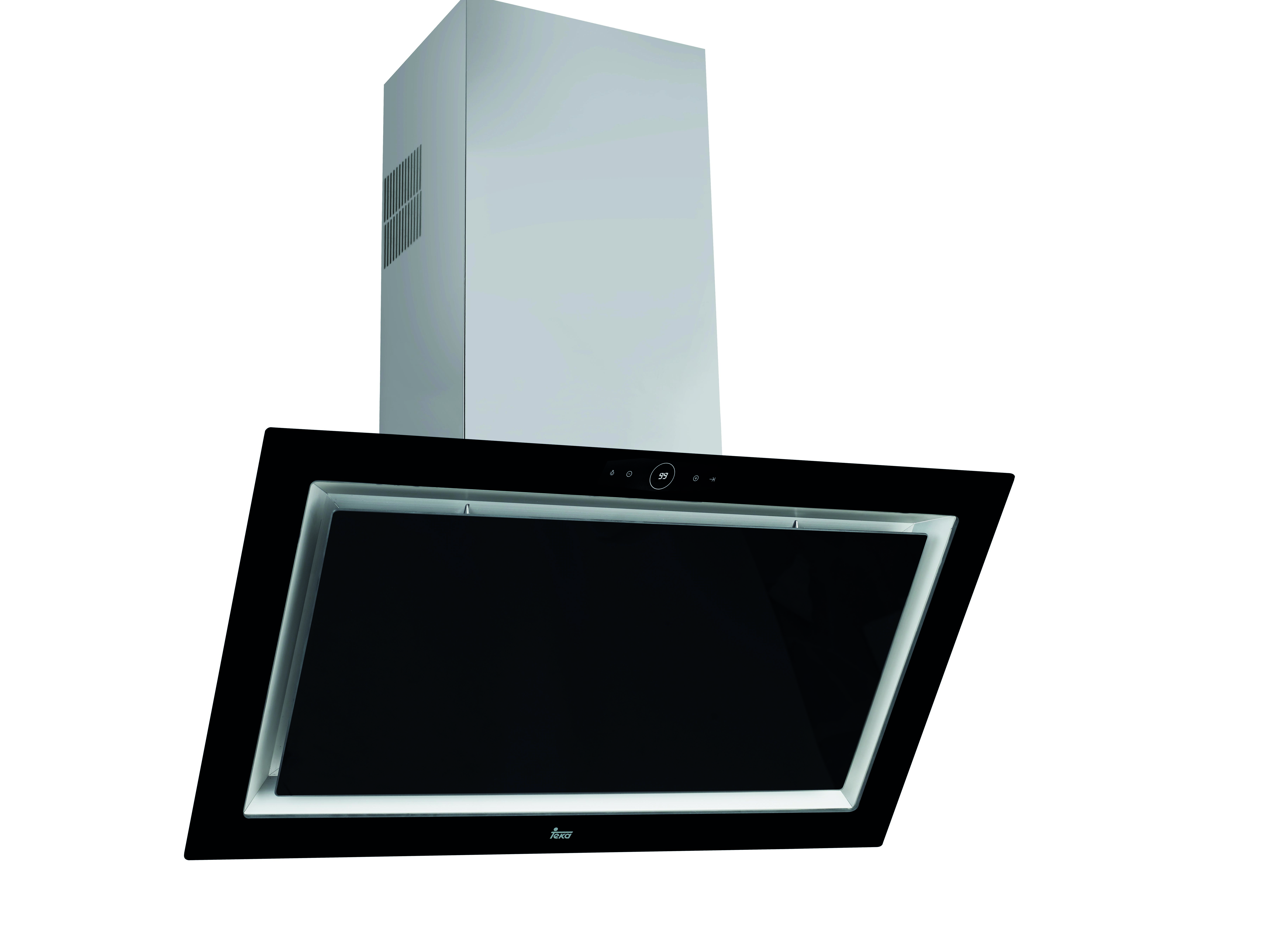Teka 40437210 - Campana Quadro DLV 998 Decorativa Pared 90 Cm Negra - Zoom